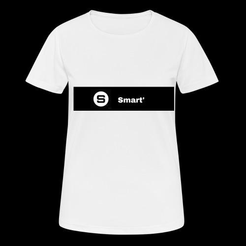 Smart' BOLD - Women's Breathable T-Shirt