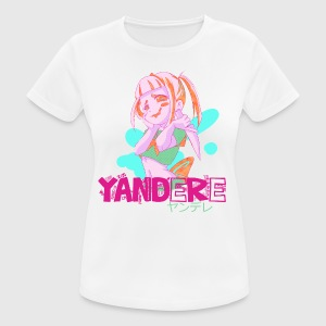 Yandere - Women's Breathable T-Shirt