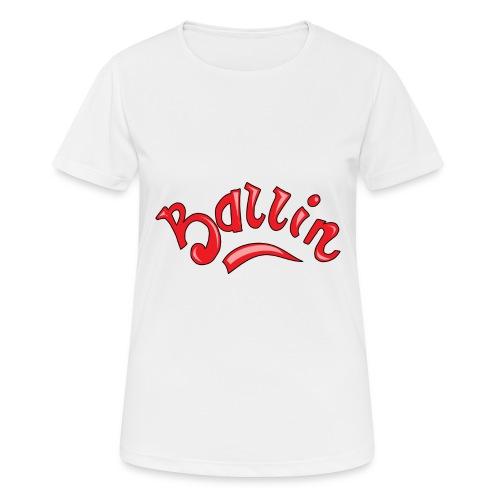 Ballin - Vrouwen T-shirt ademend actief