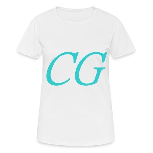 CG - T-shirt respirant Femme