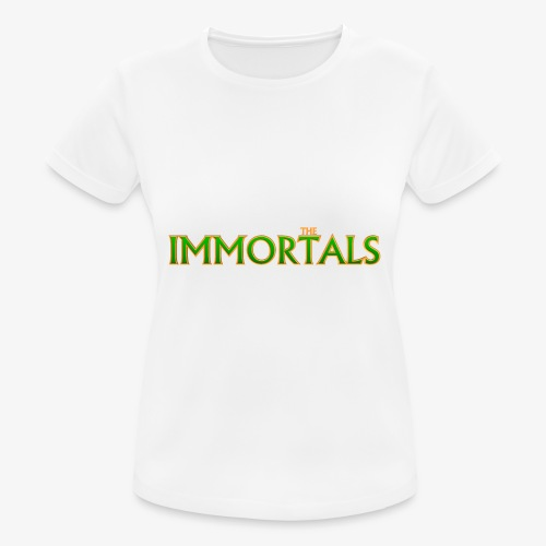 Immortals - Women's Breathable T-Shirt