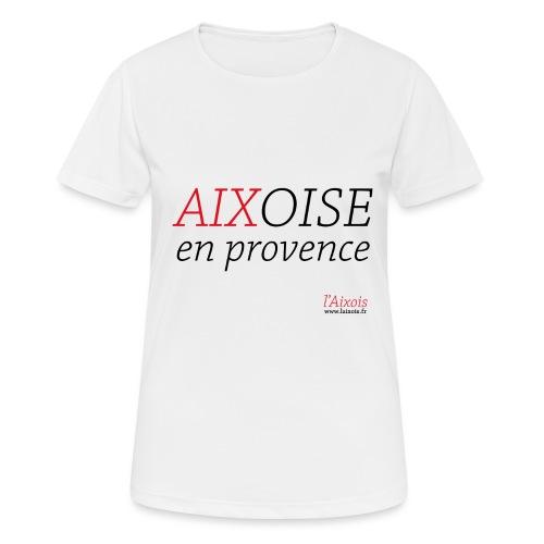 AIXOISE EN PROVENCE - T-shirt respirant Femme