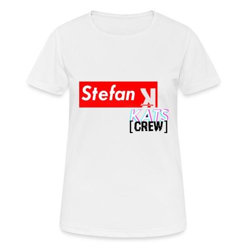 Stefan Sup - Koszulka damska oddychająca