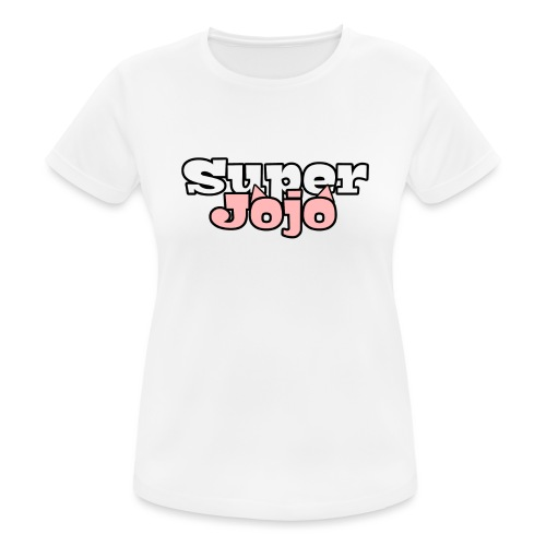SuperJojo - Women's Breathable T-Shirt