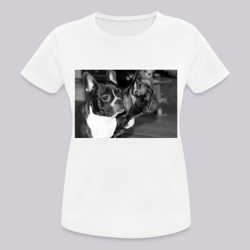 Frenchies - Women's Breathable T-Shirt
