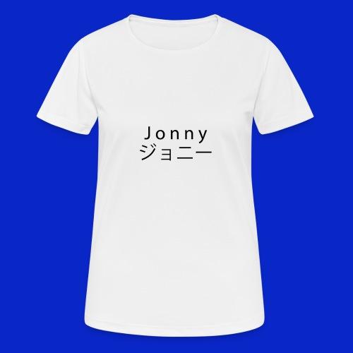 J o n n y (black) - Women's Breathable T-Shirt