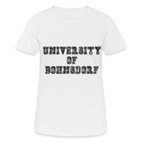 University of Bohnsdorf - Frauen T-Shirt atmungsaktiv