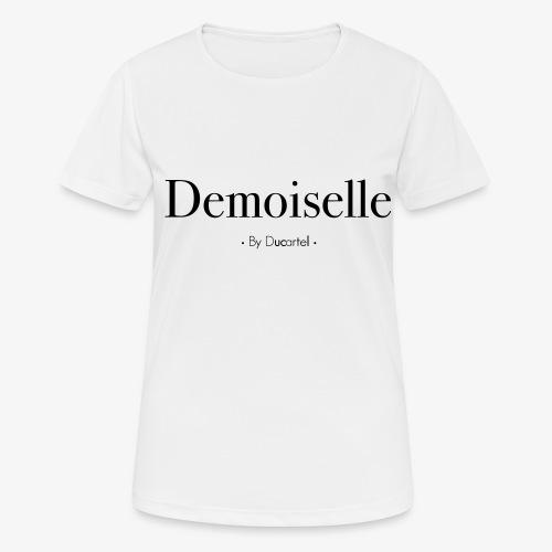 Demoiselle - T-shirt respirant Femme