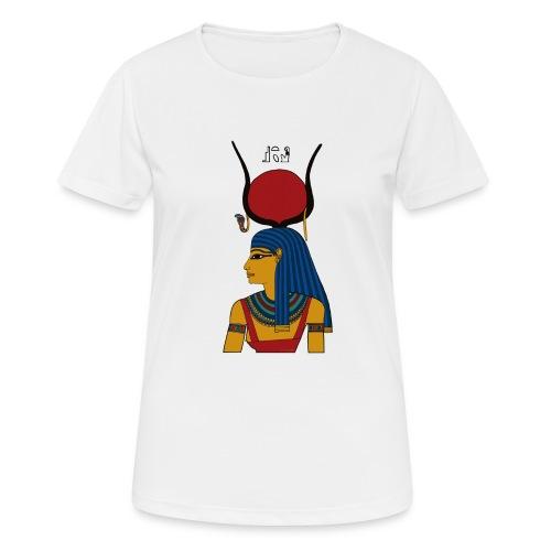 Isis - altägyptische Göttin - Frauen T-Shirt atmungsaktiv
