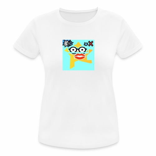Star bomb - Frauen T-Shirt atmungsaktiv