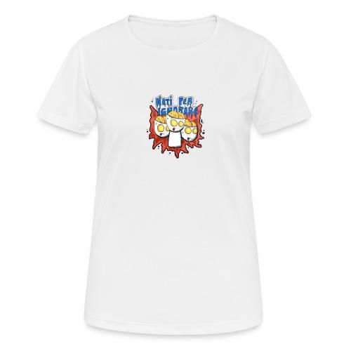 Natiperignorare - Maglietta da donna traspirante
