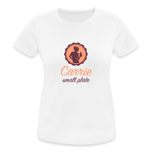CSP_logo_Oct2016 - Women's Breathable T-Shirt