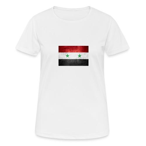 Syrien - Frauen T-Shirt atmungsaktiv