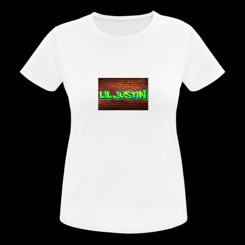 Lil Justin - Women's Breathable T-Shirt