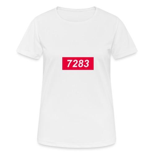 7283-transparent - Women's Breathable T-Shirt