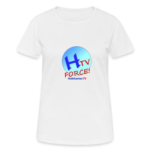 LOGO1.png - Camiseta mujer transpirable
