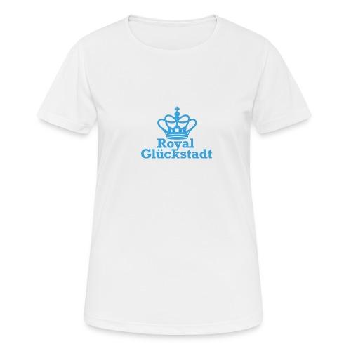Royal Glückstadt - Frauen T-Shirt atmungsaktiv