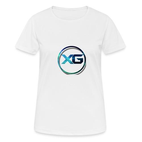 XG T-shirt - vrouwen T-shirt ademend