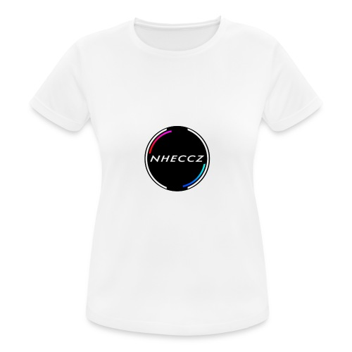 NHECCZ Logo Collection - Women's Breathable T-Shirt