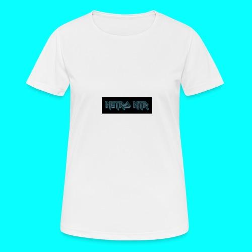 coollogo_com-6222185 - Vrouwen T-shirt ademend actief