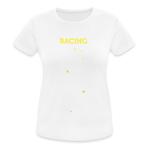 Good old racing - T-shirt respirant Femme