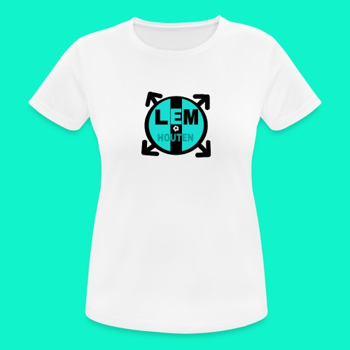 LEM - vrouwen T-shirt ademend
