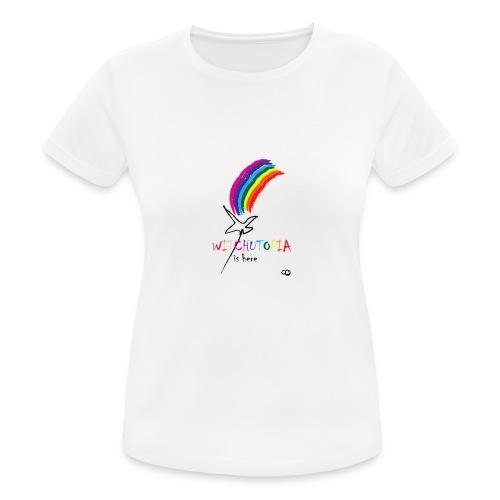 WitchUtopia Infinite - Is Here - Frauen T-Shirt atmungsaktiv