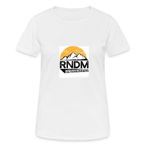 RndmULTRArunners T-shirt - Women's Breathable T-Shirt