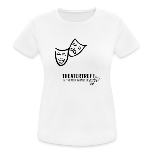 logo_tt - Frauen T-Shirt atmungsaktiv