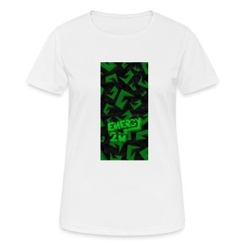hoesje - Vrouwen T-shirt ademend actief