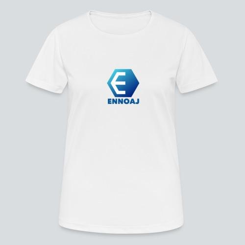 ennoaj - Vrouwen T-shirt ademend actief