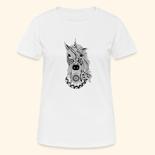Unicornio - Camiseta mujer transpirable