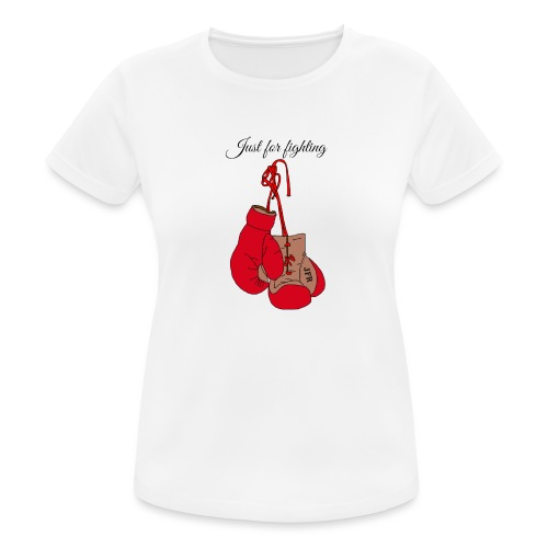 Just for fighting - T-shirt respirant Femme