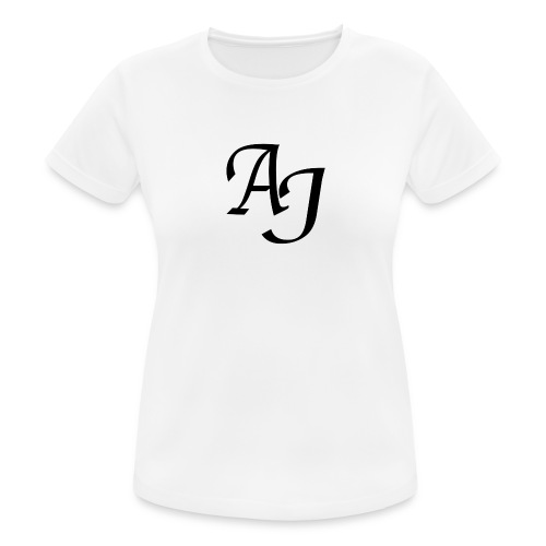 AJ Mouse Mat - Women's Breathable T-Shirt