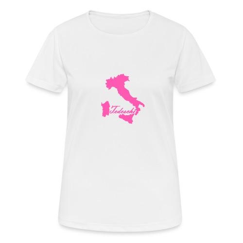 Tedeschi Rose - T-shirt respirant Femme