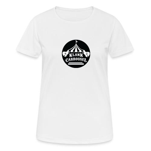 klankcarrousel1 - vrouwen T-shirt ademend