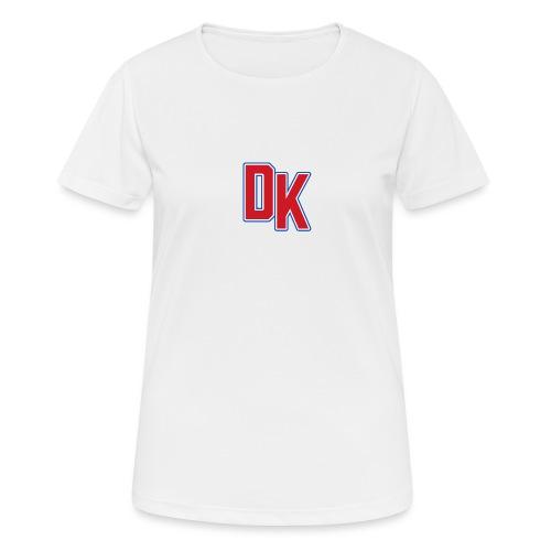 DK - Vrouwen T-shirt ademend actief