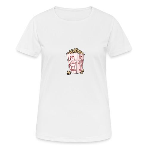 Popcorn trøje   ML Boozt   - Dame T-shirt svedtransporterende