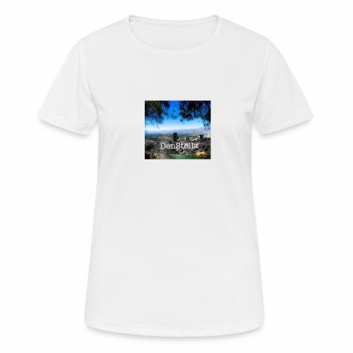 Denstella - Dame T-shirt svedtransporterende
