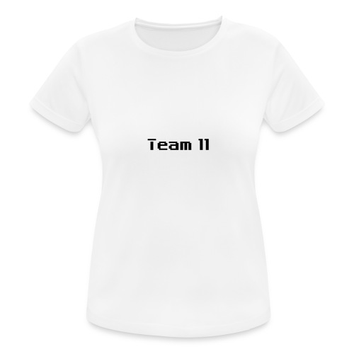 Team 11 - Women's Breathable T-Shirt