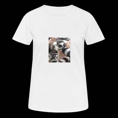 animals - vrouwen T-shirt ademend