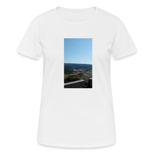Panorama - Maglietta da donna traspirante