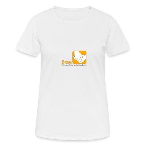 Logo der ÖRSG - Rett Syndrom Österreich - Frauen T-Shirt atmungsaktiv