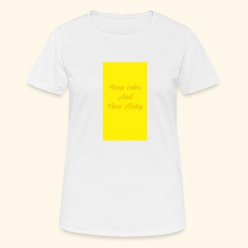 1504809773707 - Maglietta da donna traspirante