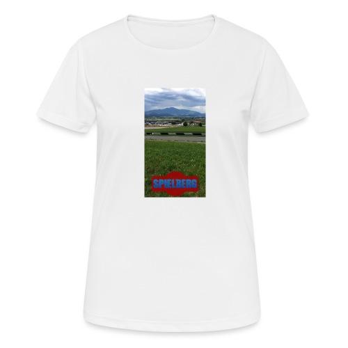 Formel 1 - Frauen T-Shirt atmungsaktiv