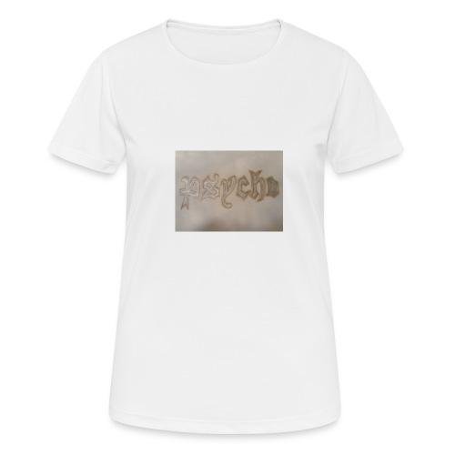Simon Psycho Artist - Vrouwen T-shirt ademend actief