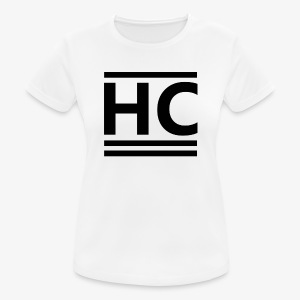 Black Official Horizon Clothing - Women's Breathable T-Shirt