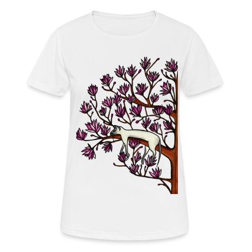Magnolia - Andningsaktiv T-shirt dam