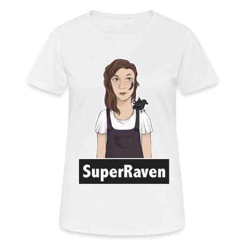 SuperRaven - Women's Breathable T-Shirt