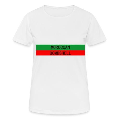Moroccan Bombshell - Frauen T-Shirt atmungsaktiv